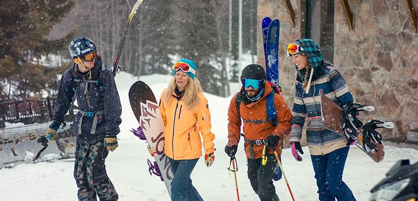 Курорт Годердзи встречает зимний сезон новым имиджевым видеороликом