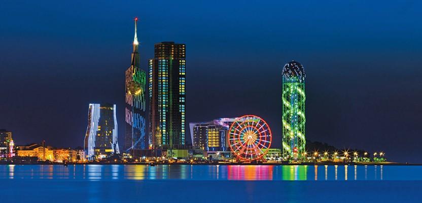 BATUMI -EUROPE'S LEADING EMERGING TOURISM DESTINATION