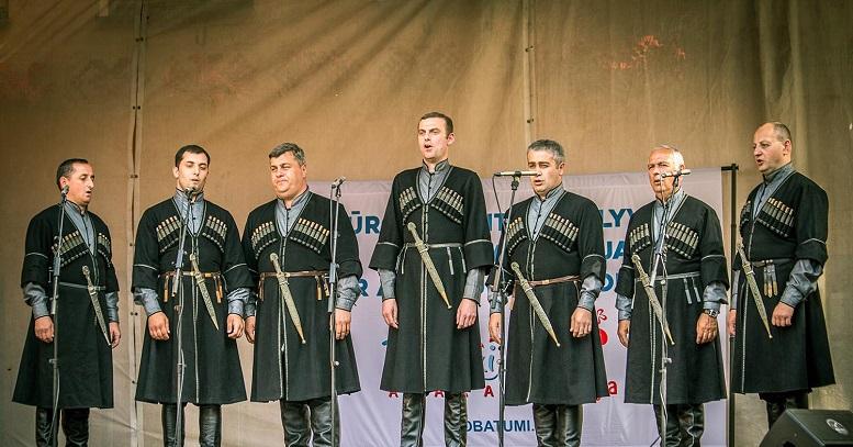 """Lithuania hosting """"Ajarian Days"""""""