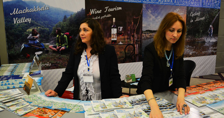 "9th International exhibition of ""Tourism and Hotel Equipment"" was opened"