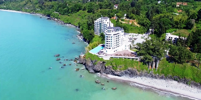 One more 5 star hotel Castello Mare to be opened in Ajara in July