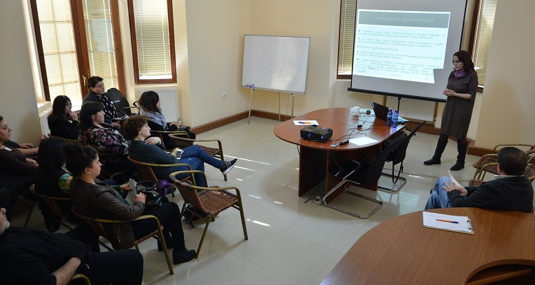 Trainings for service quality enhancement are on in Ajara
