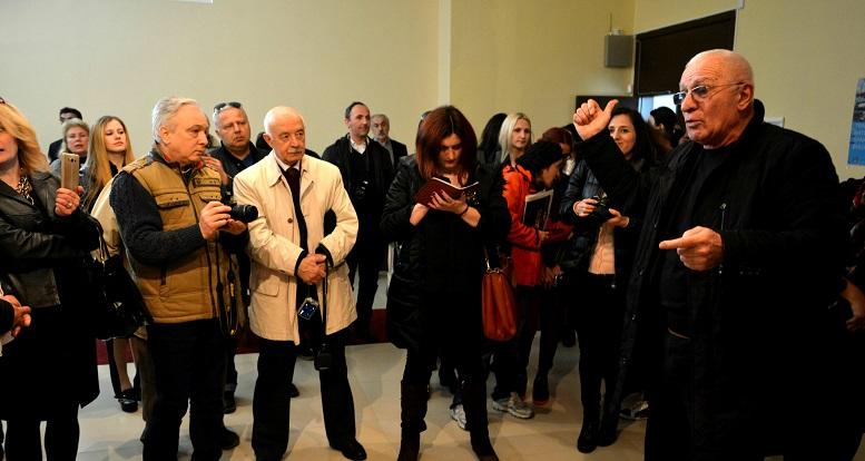 Info-tour at Sarpi lazian-ethnographic Museum