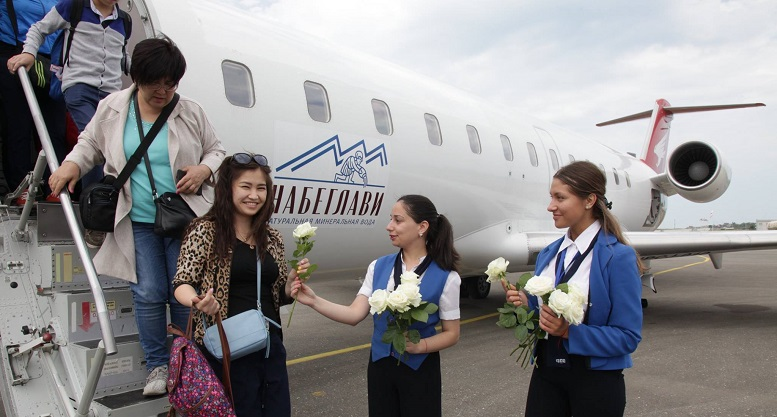 Air company Skybus to perform flights from 8 towns of Kazakhstan towards Batumi