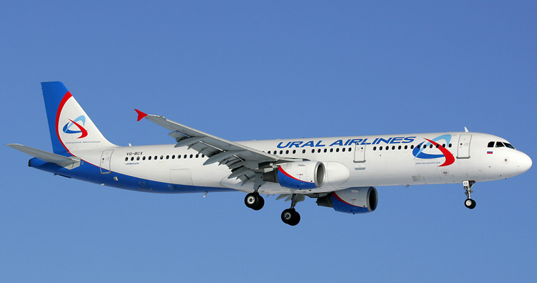 Urali Airlines plans charters to Batumi Direction