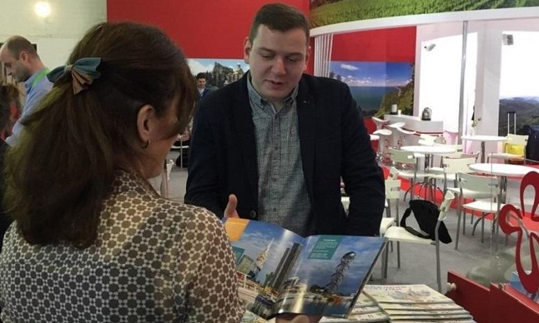Туристические возможности Аджарии былы представленны  на крупнейшей выставке в мире