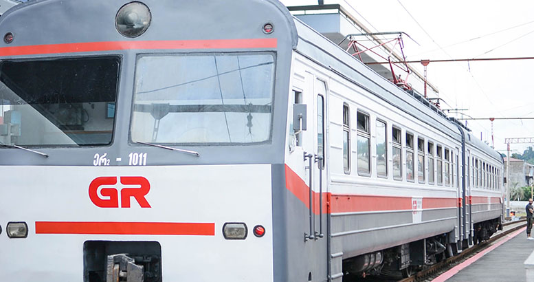 ბათუმი-ურეკი-ბათუმის ახალი მატარებელი დღეში 4 ლარად ივლის