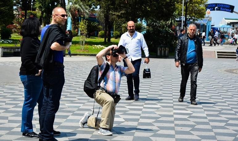 Polish journalists press tour in Adjara