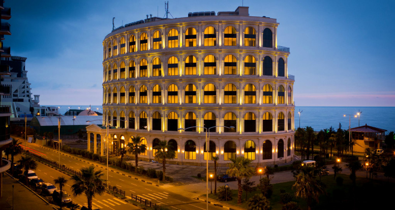 Five-star hotel ''Colosseum Marina'' opened in Batumi