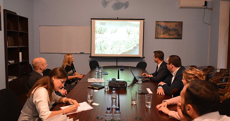 A delegation from Lower Silesia voivodeshipvisited the Department of Tourism