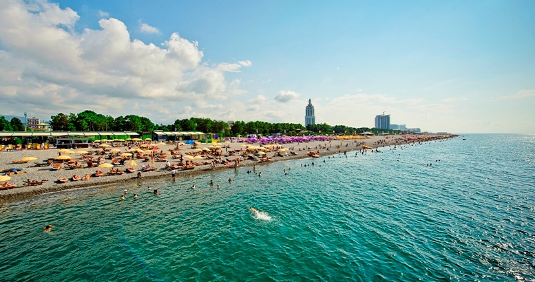 Batumi takes fifth place among the best resorts according to the rating of Forbes