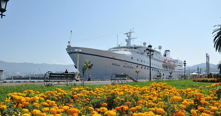 The development of cruise tourism in Batumi
