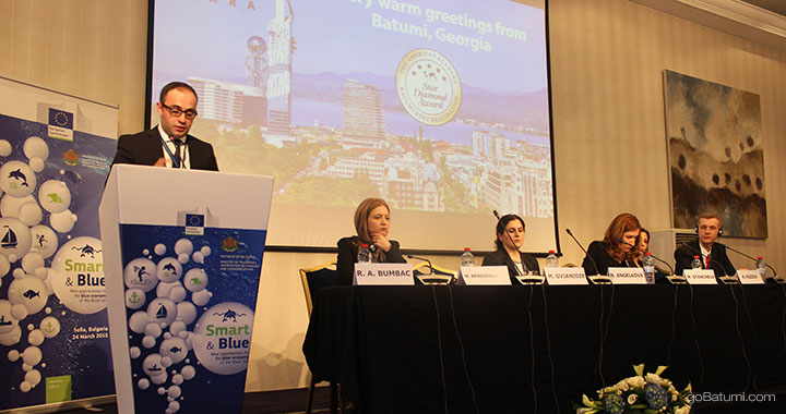 DTRA participating in the Second black sea stakeholder conference