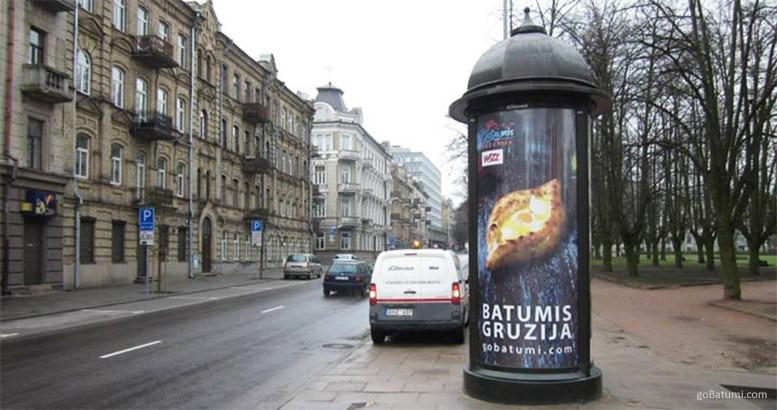 The results of promotional campaign in  Lithuania