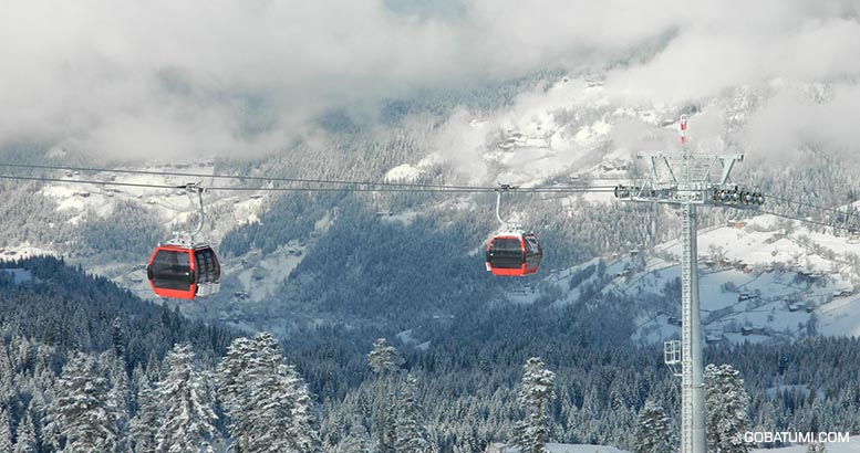 New ski resort ''Goderdzi'' is to open in Ajara