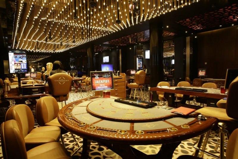 Empleo en casino golden palace
