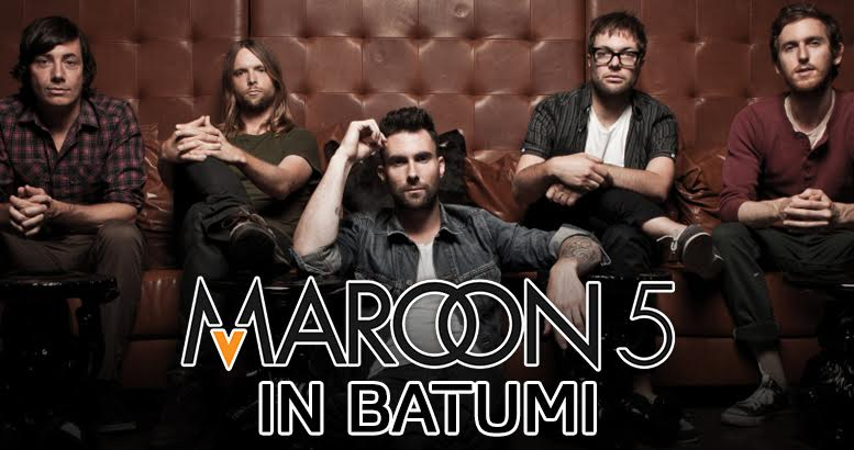 Hot summer starts with Maroon 5 Show in Ajara