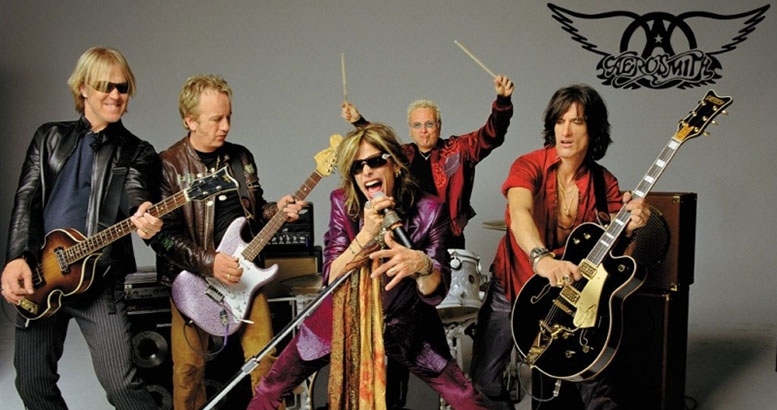 20 мая в Грузии пройдет концерт Aerosmith