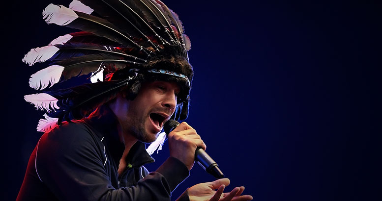 Jamiroquai the main performer on The Black Sea Jazz Festival