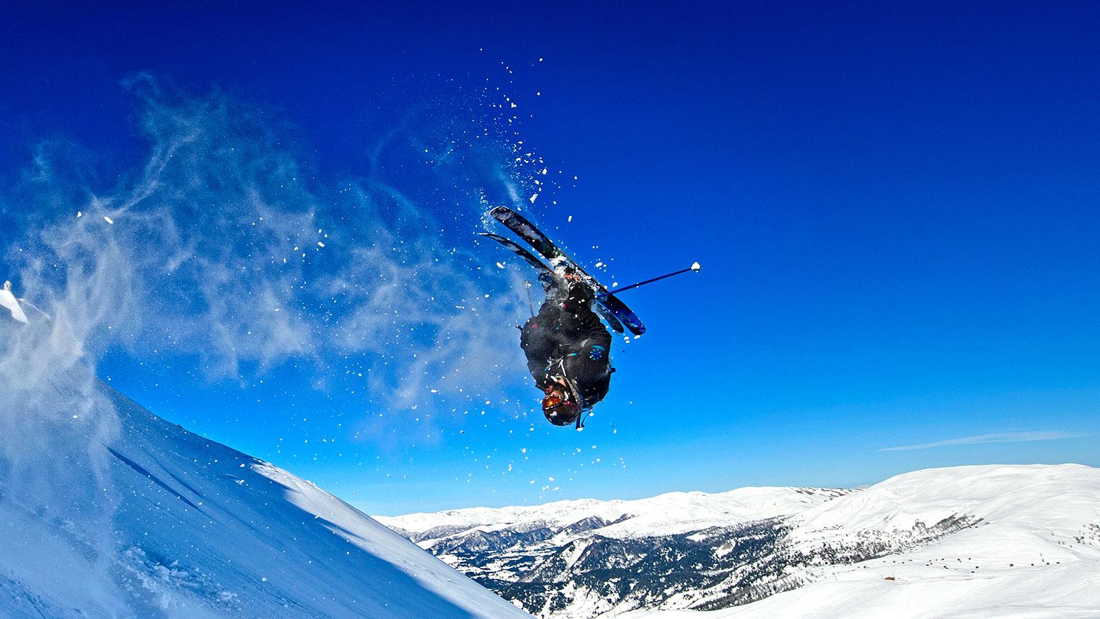 Sniegotais Goderdzi kalnu kūrorts