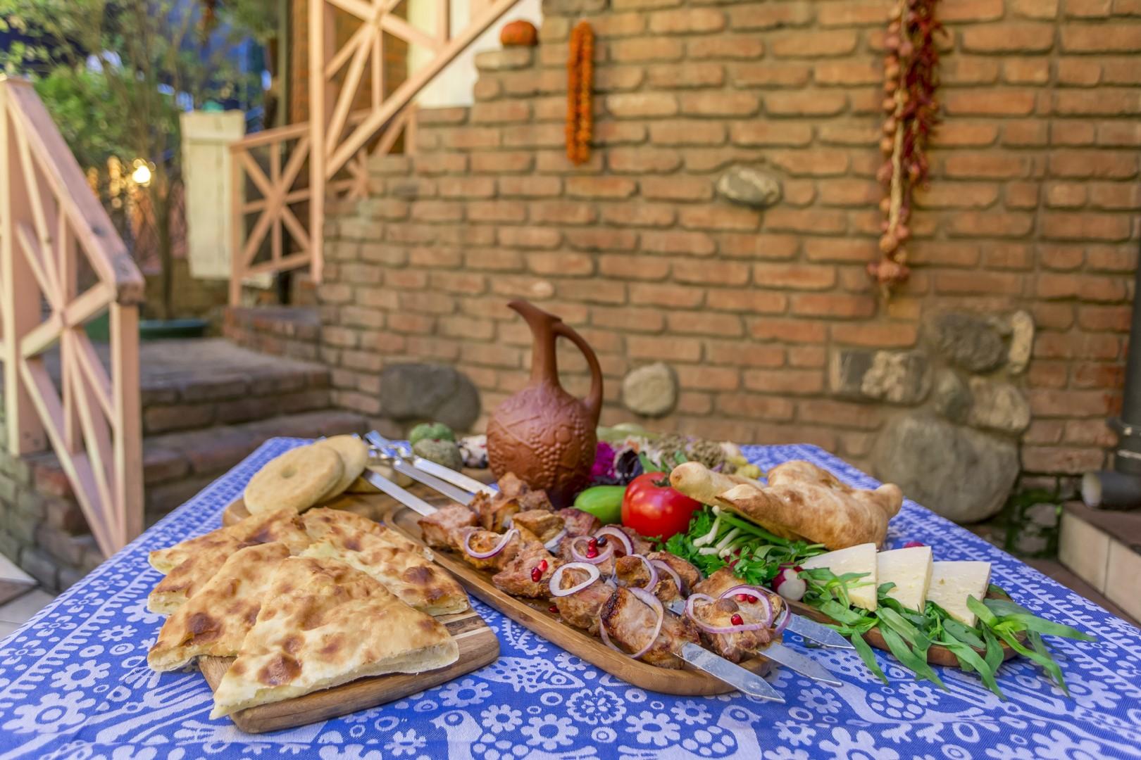 Kulinarija, Khachapuri