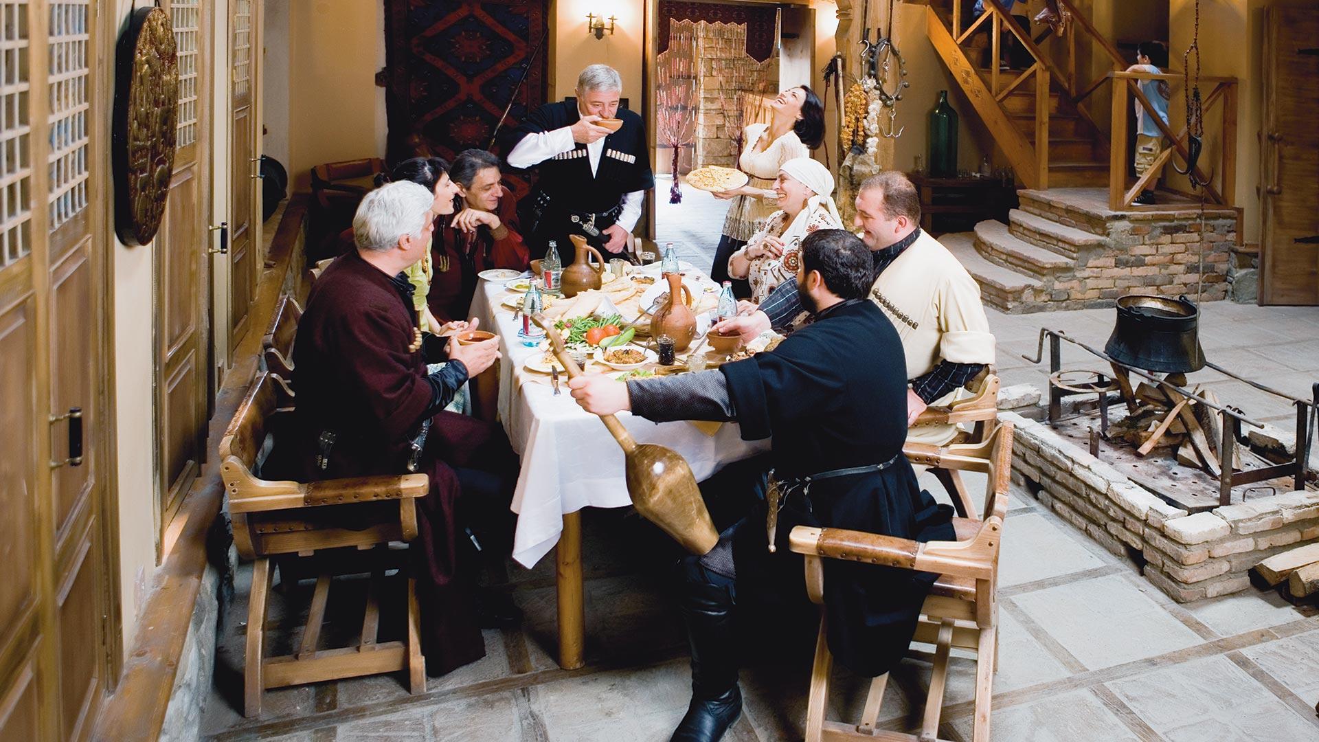 Традиції гостинності
